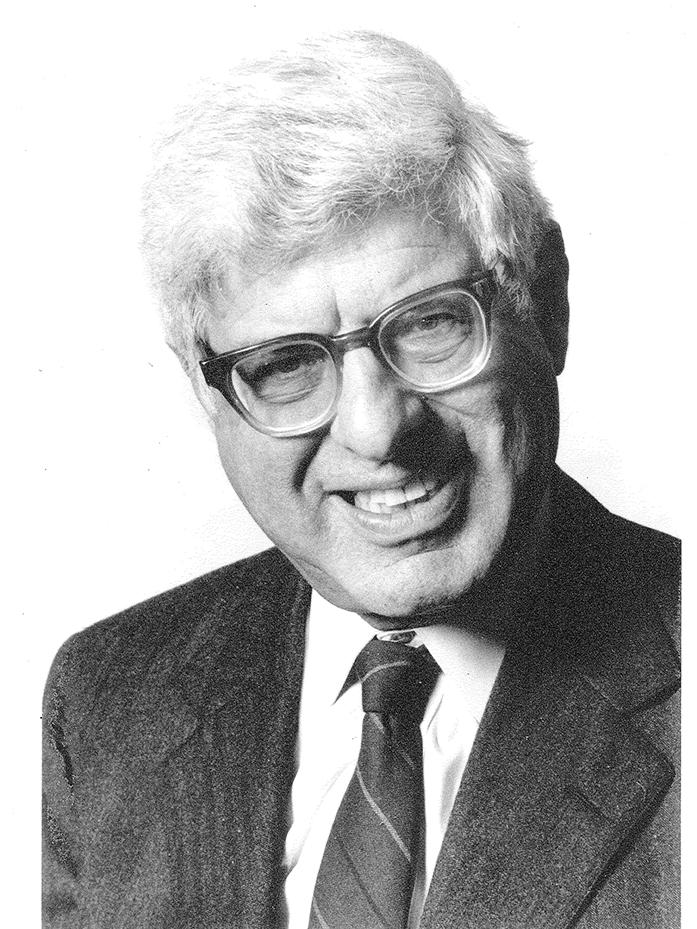 Albert Rees '43