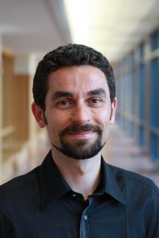 Assistant Professor of Chemistry Jesse Rowsell